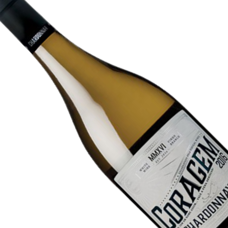 Vinho Português Branco Coragem Chardonnay 2016