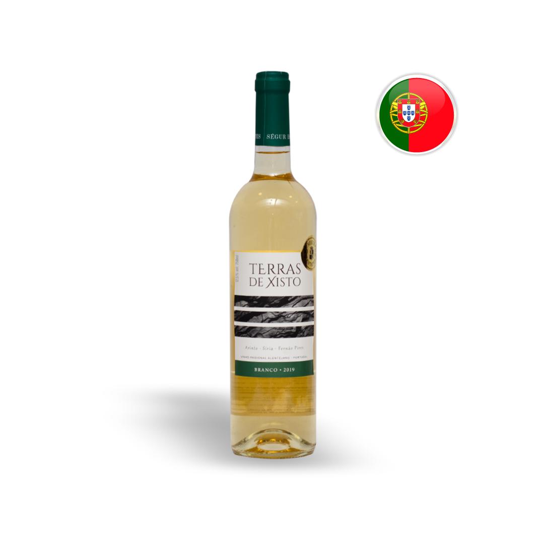 Vinho Português Branco Terras de Xisto Garrafa 750ml