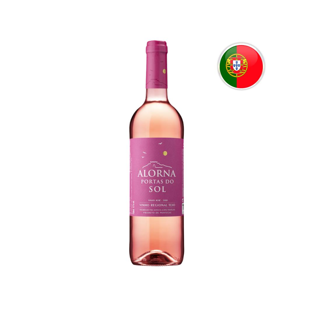 Vinho Português Rosé Portas do Sol 750ML