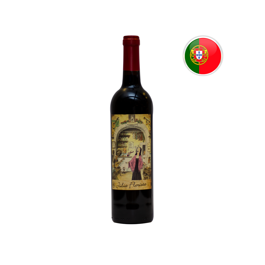 Vinho Português Tinto Julia Florista 750ML