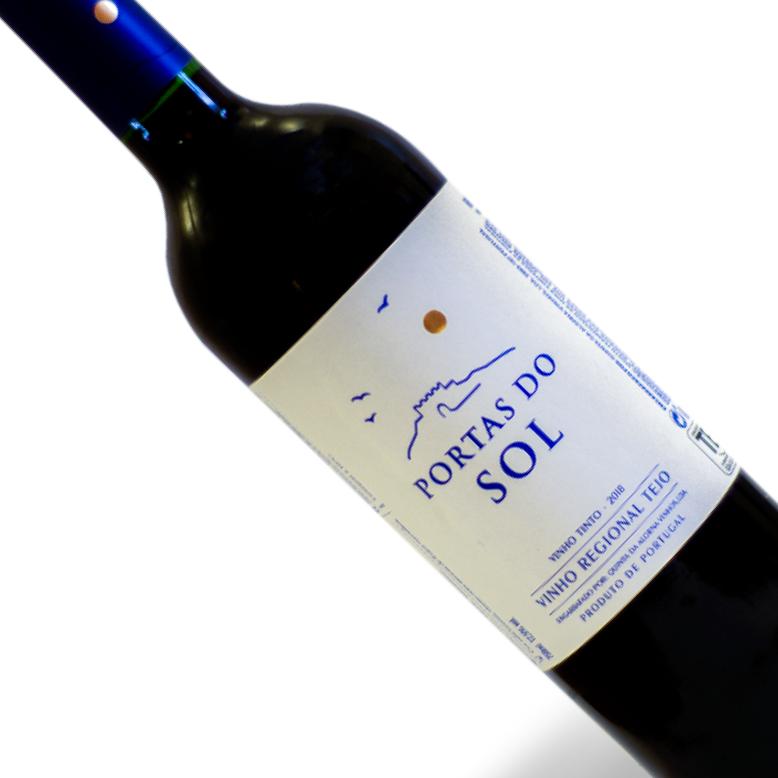 Vinho Português Tinto Portas Do Sol Garrafa 750 ML