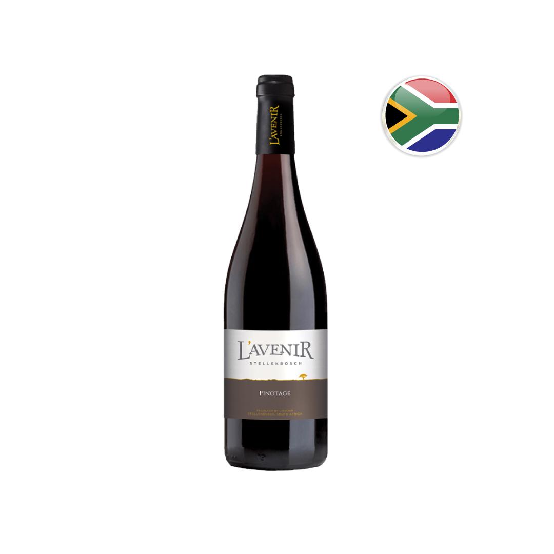 Vinho Sul Africano Tinto L'Avenir Pinotage 750ML