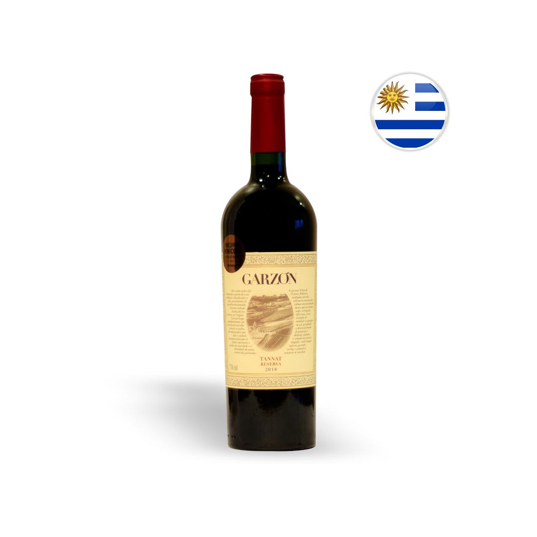 Vinho Uruguaio Tinto Garzon Tannat Reserva 750ML