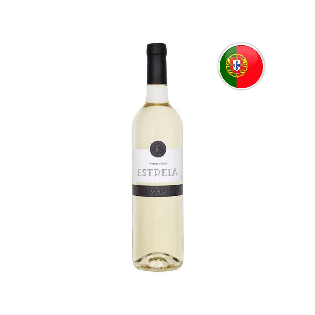 Vinho Verde Português Estreia Arinto - 750ML