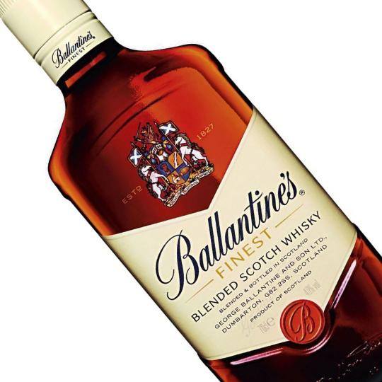 Whisky Escocês Ballantines Finest 8 Anos 750 ML