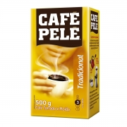 CAFÉ PELÉ Á VÁCUO TRADICIONAL INTENSIDADE 3 500G
