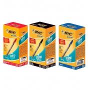 CANETA BIC CRISTAL BOLD 1.6MM  - CAIXA COM 25UN
