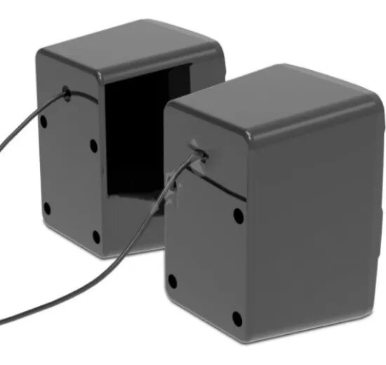 CAIXA DE SOM HAVIT HV-SK210 MINI GAMENOTE RGB USB 2.0 PRETO