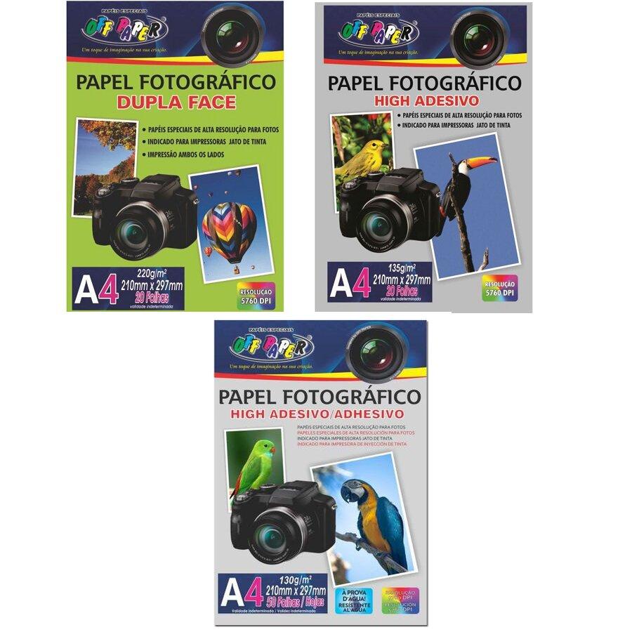 PAPEL FOTOGRÁFICO OFF PAPER