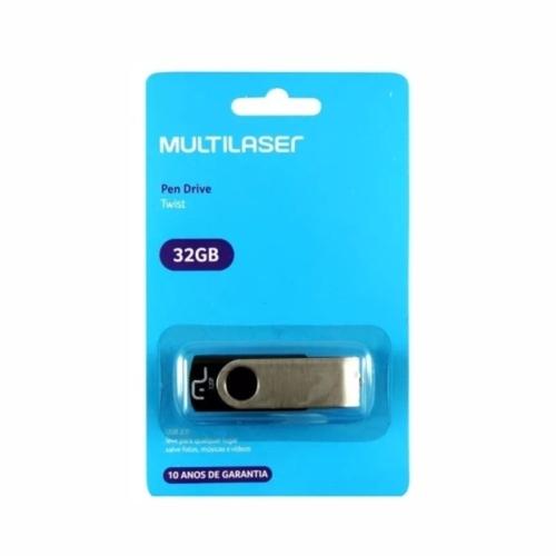 PEN DRIVE MULTILASER 32GB