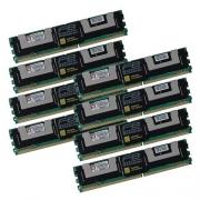 Memória Server Fb-dimm Kingston 1gb 667 Ecc