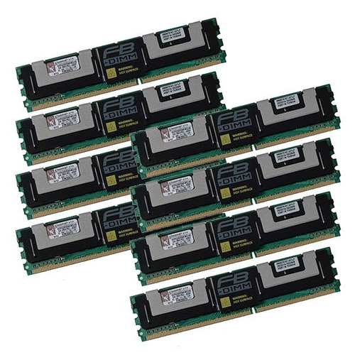 Memória Server Fb-dimm Kingston 2gb 667 Ecc