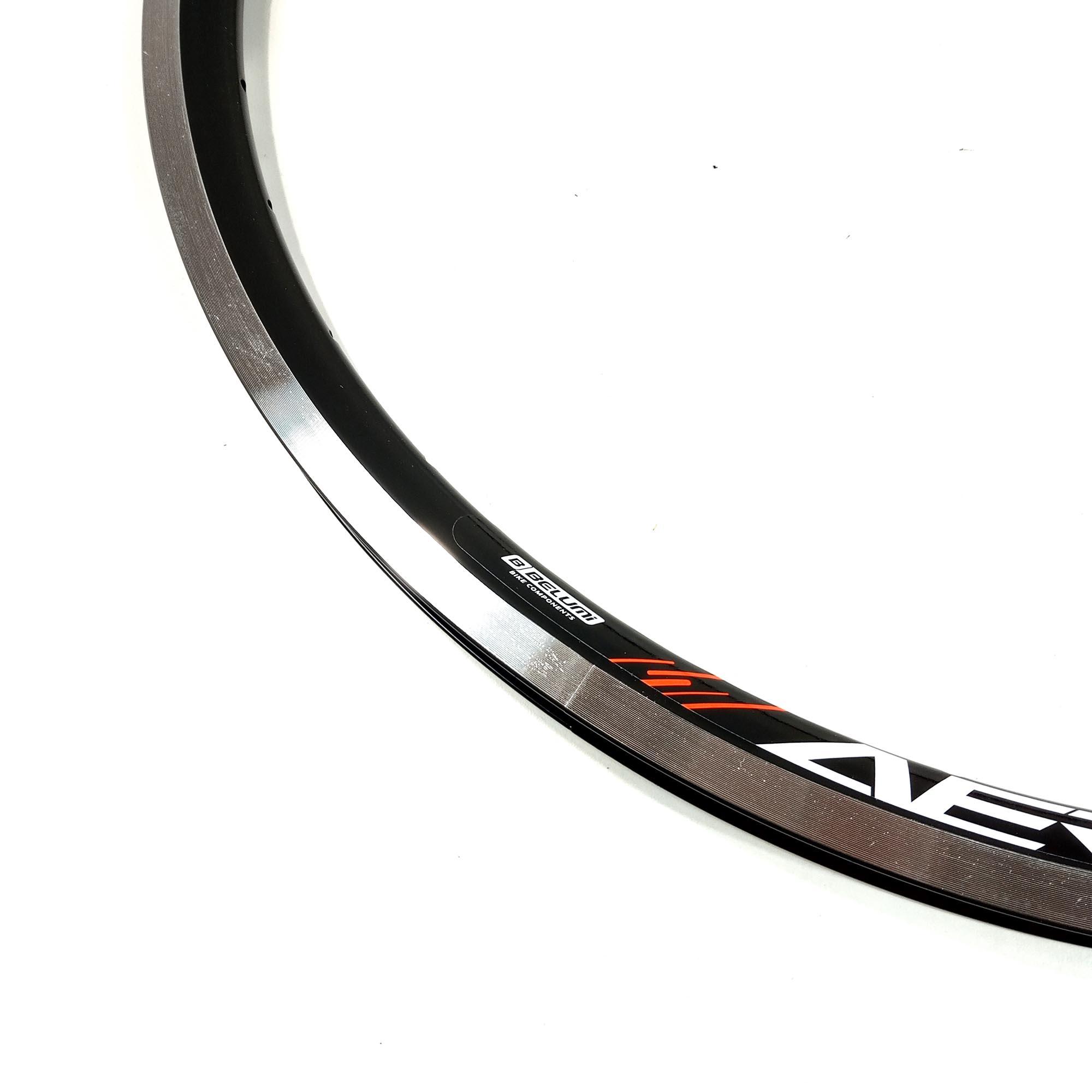 Aro de Bicicleta 26 Belumi 1X90 Aluminio Aero 36f Preto