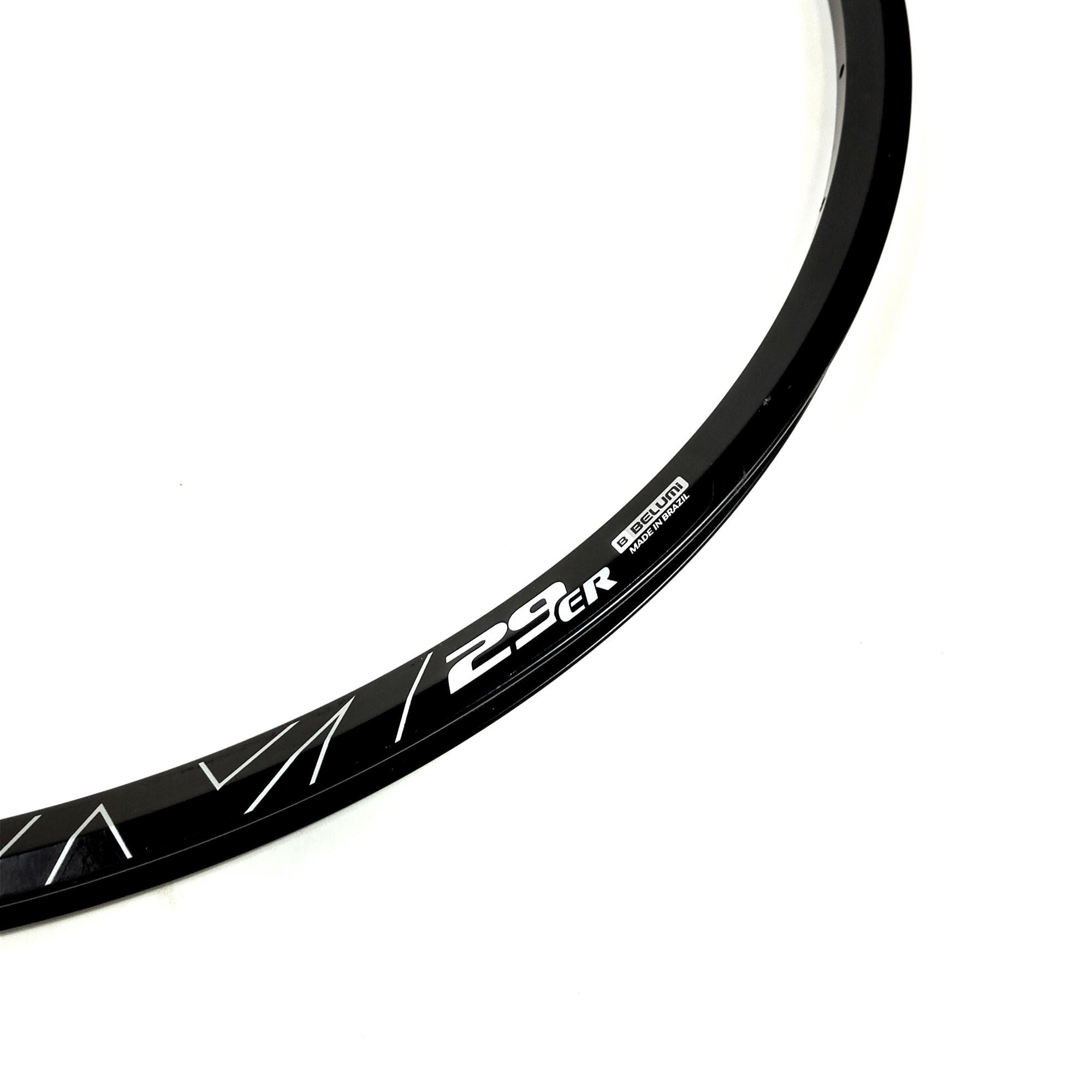 Aro de Bicicleta 29 Belumi Aluminio Slim 32f Disco Preto