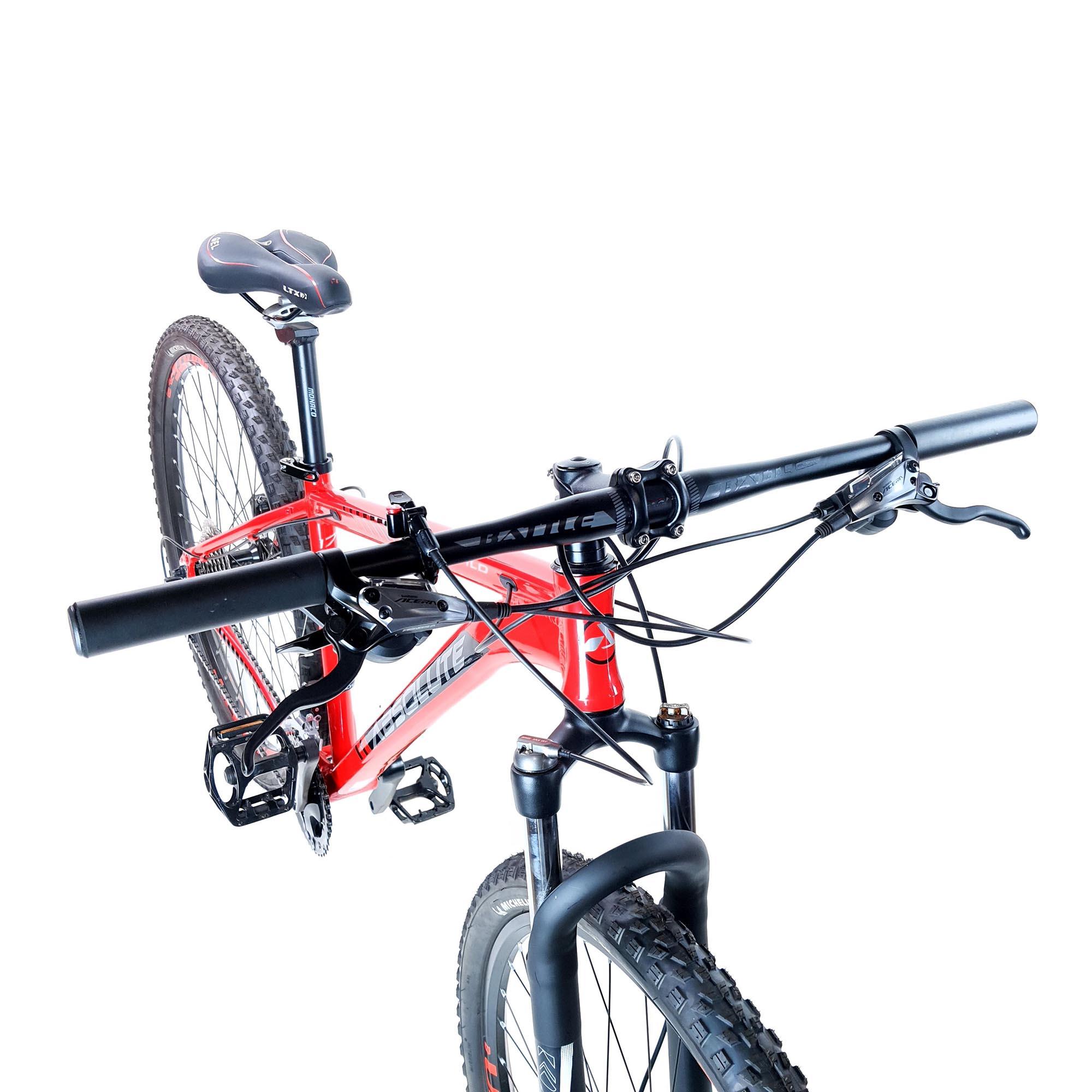 Bicicleta Aro 29 Absolute Wild, Suspensão Hidráulica Ltx, Freio Shimano