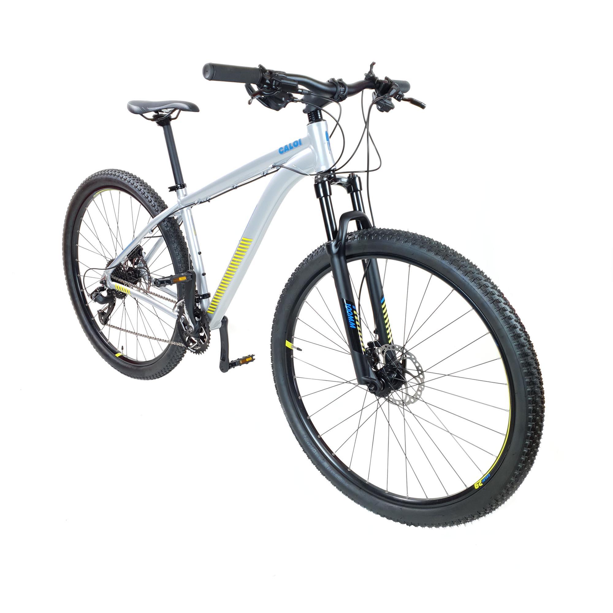 Bicicleta Aro 29 Caloi Atacama, Suspensão Caloi, Freio Logan