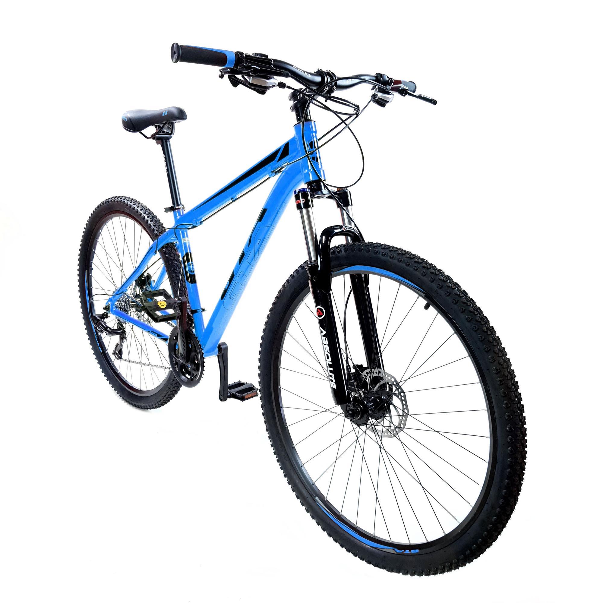 Bicicleta Aro 29 Gta NX11, Suspensão Mecânica Trava, Freio Absolute