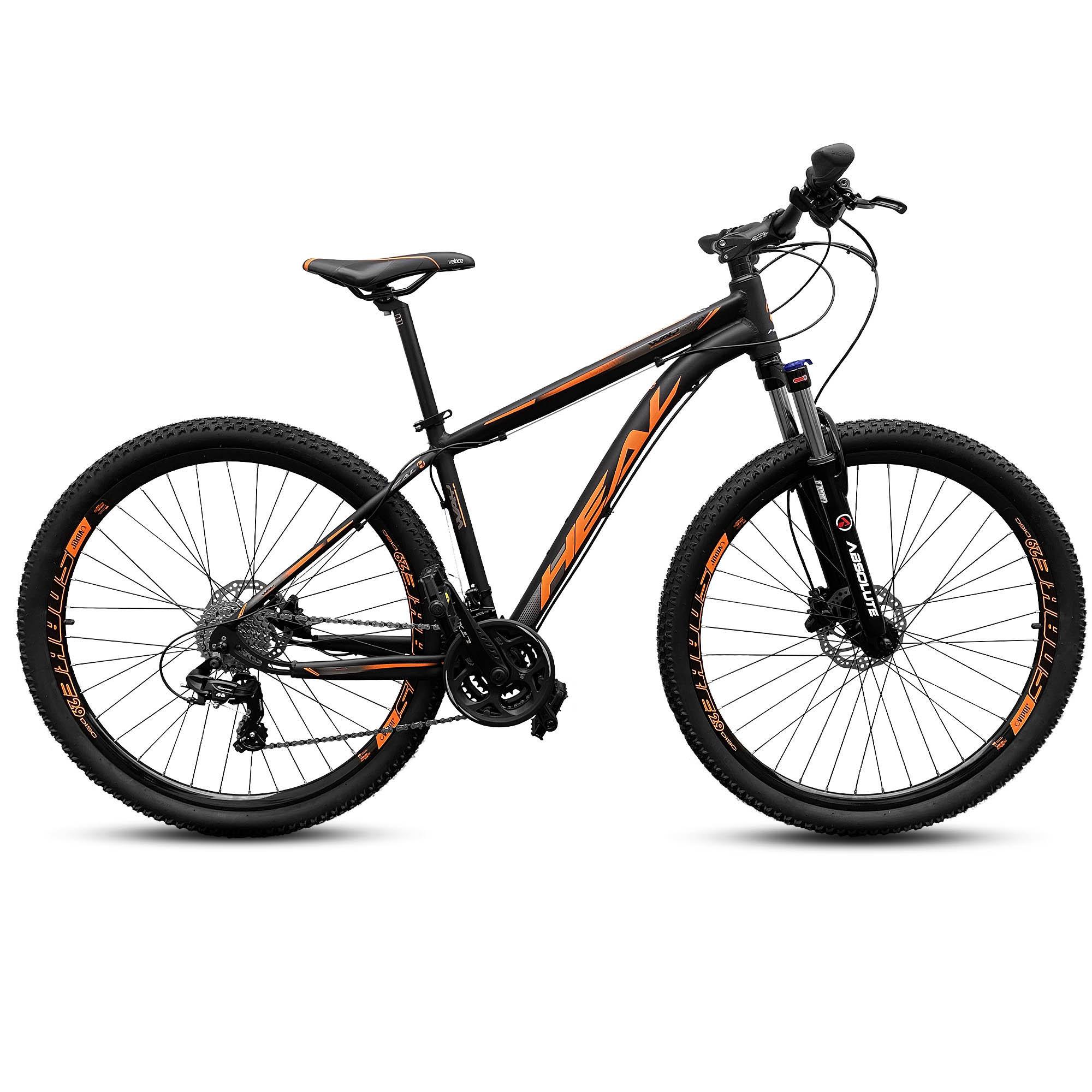Bicicleta Aro 29 Heal Way 24V