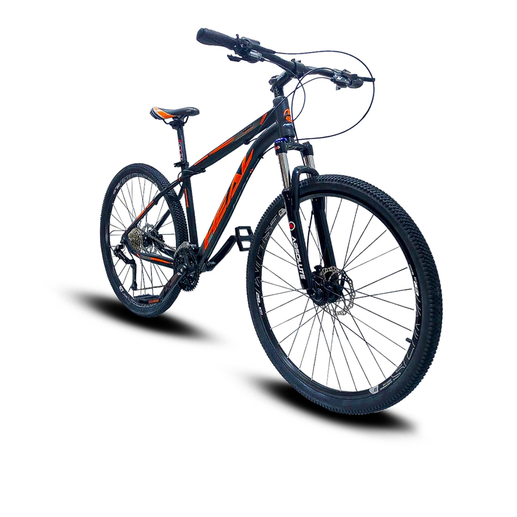 Bicicleta Aro 29 Heal Way 27V