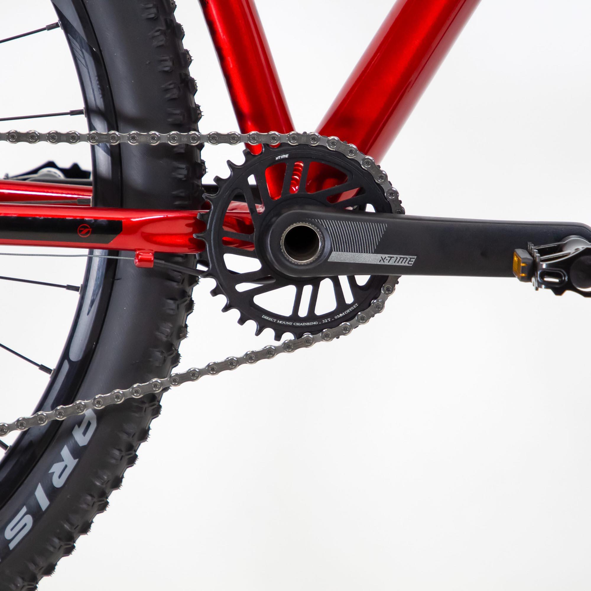 Bicicleta Aro 29 Tsw Hurry, Suspensão Suntour XCM ou Rock Shox Judy, Freio Shimano MT200