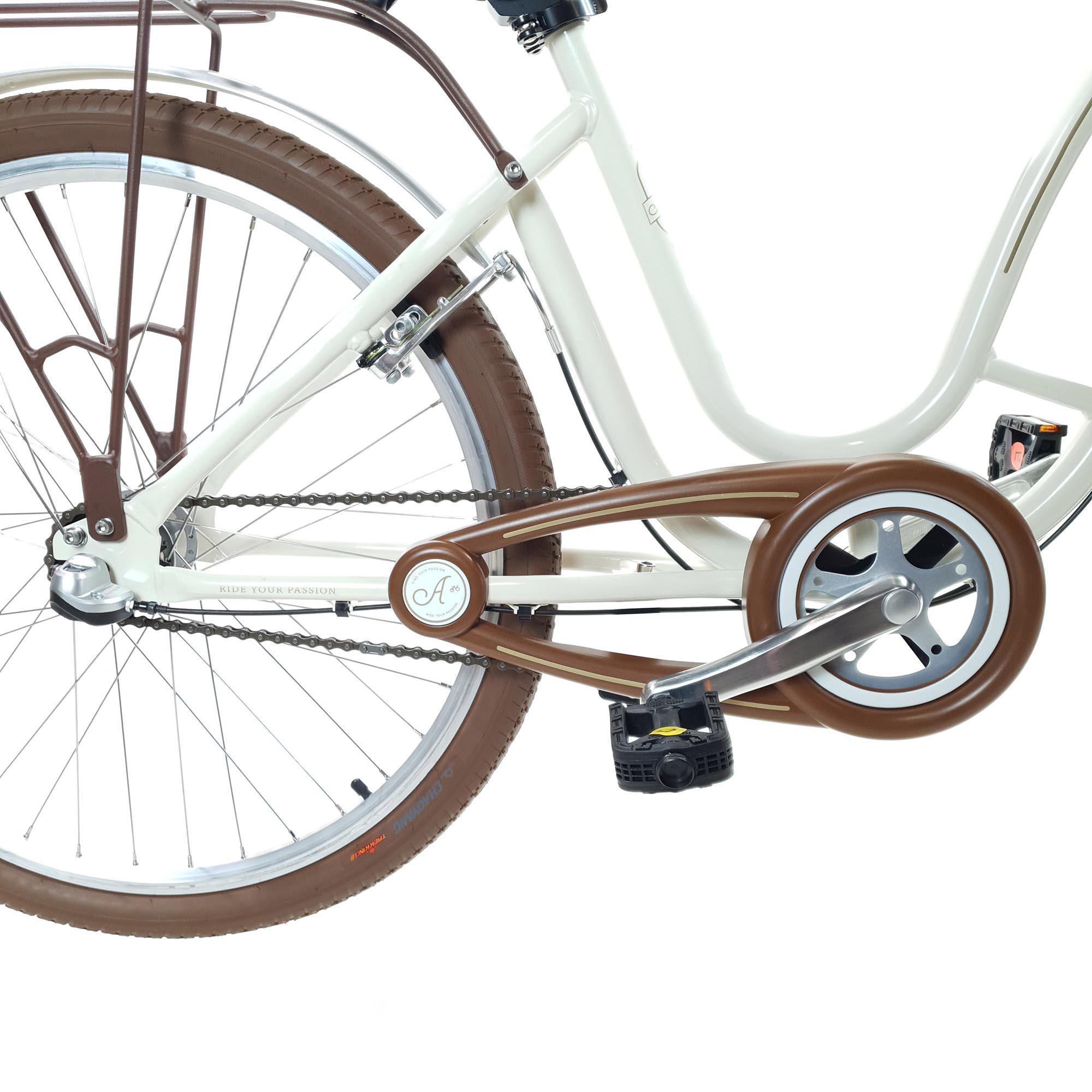 Bicicleta Nathor Aro 26 Aço Antonella Nexus 3v