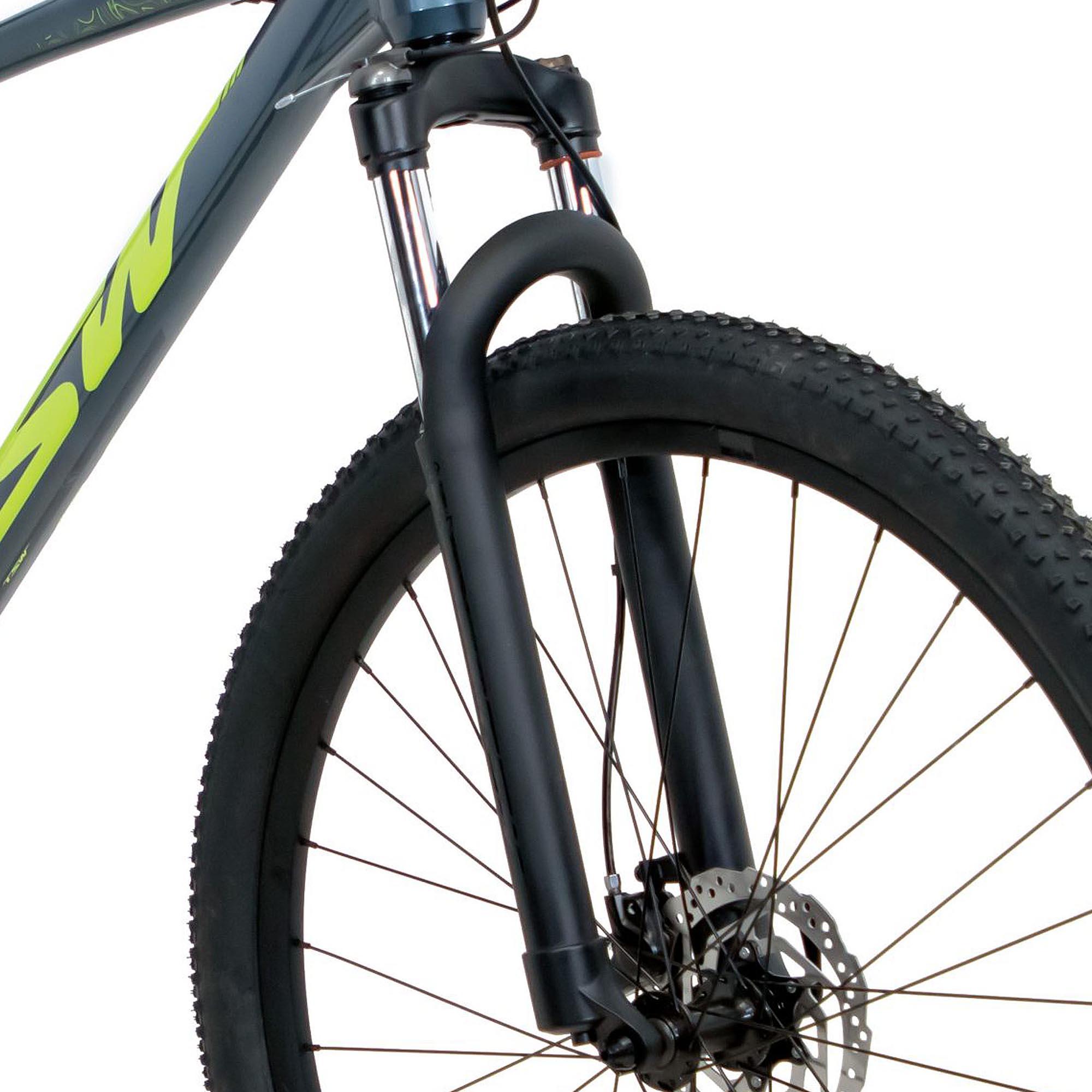 Bicicleta Aro 29 TSW Hunch Shimano Altus, Suspensão TSW, Freio Shimano