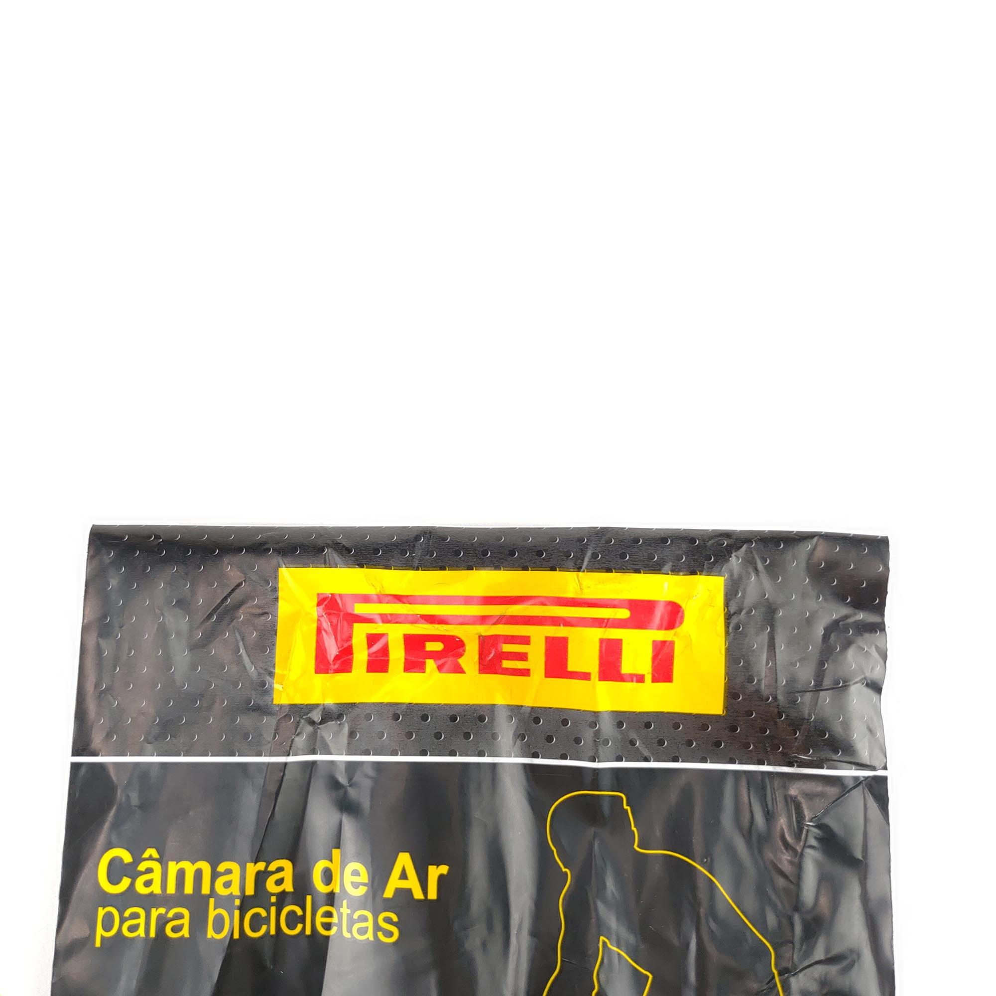 Camara de Ar Aro 29 Pirelli 1.95 Valvula Americana 48mm