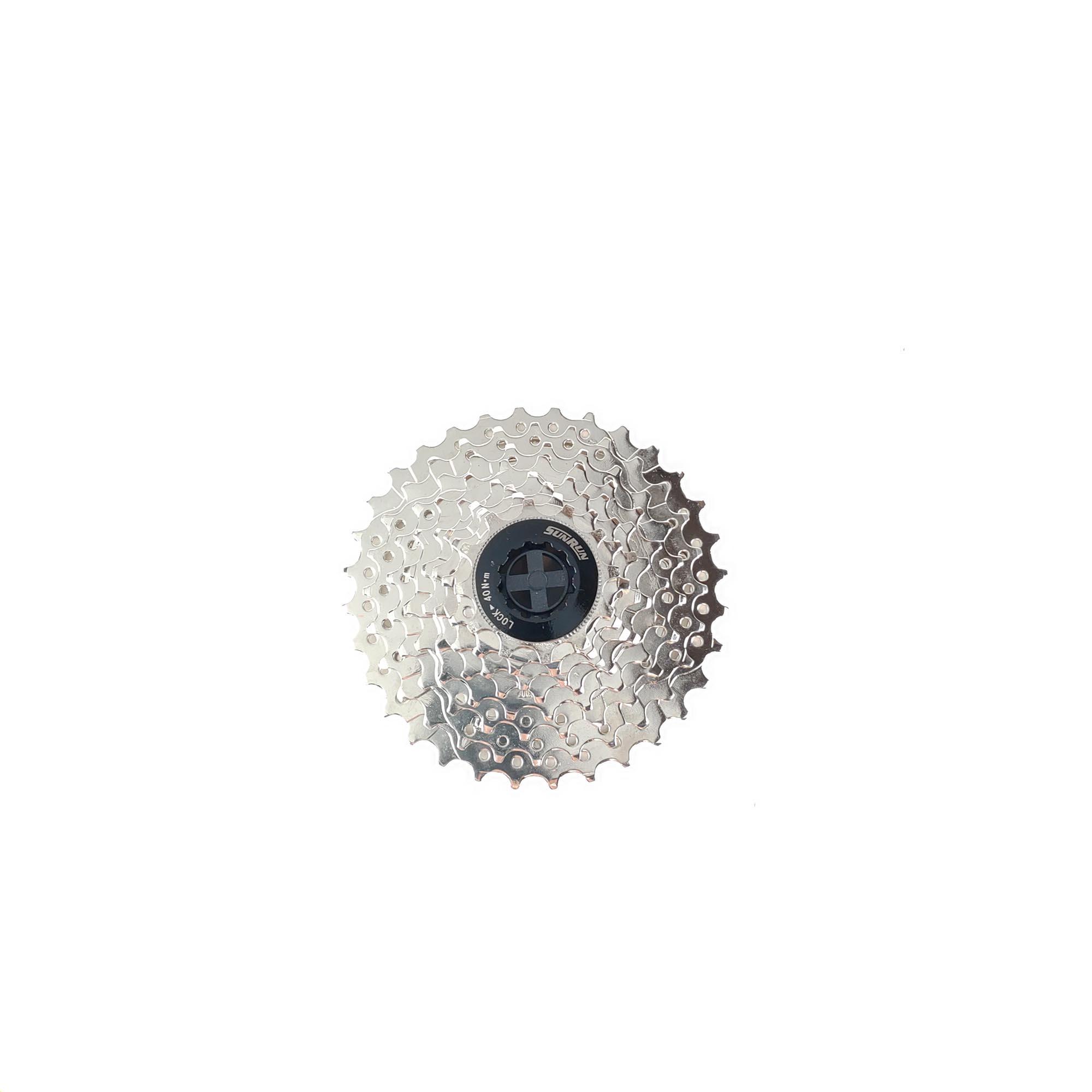 Cassete Bike de 8 velocidades Sunrun 11-32D