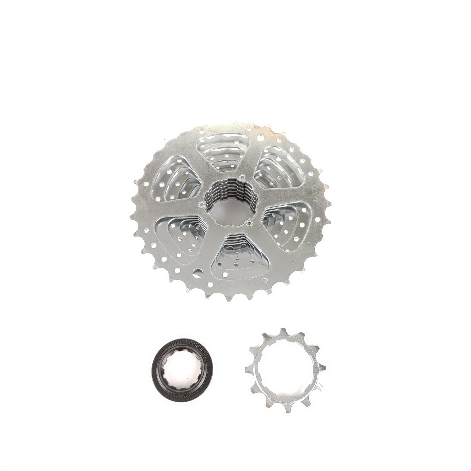 Cassete Bike de 8 velocidades Sypo 12-32D Index