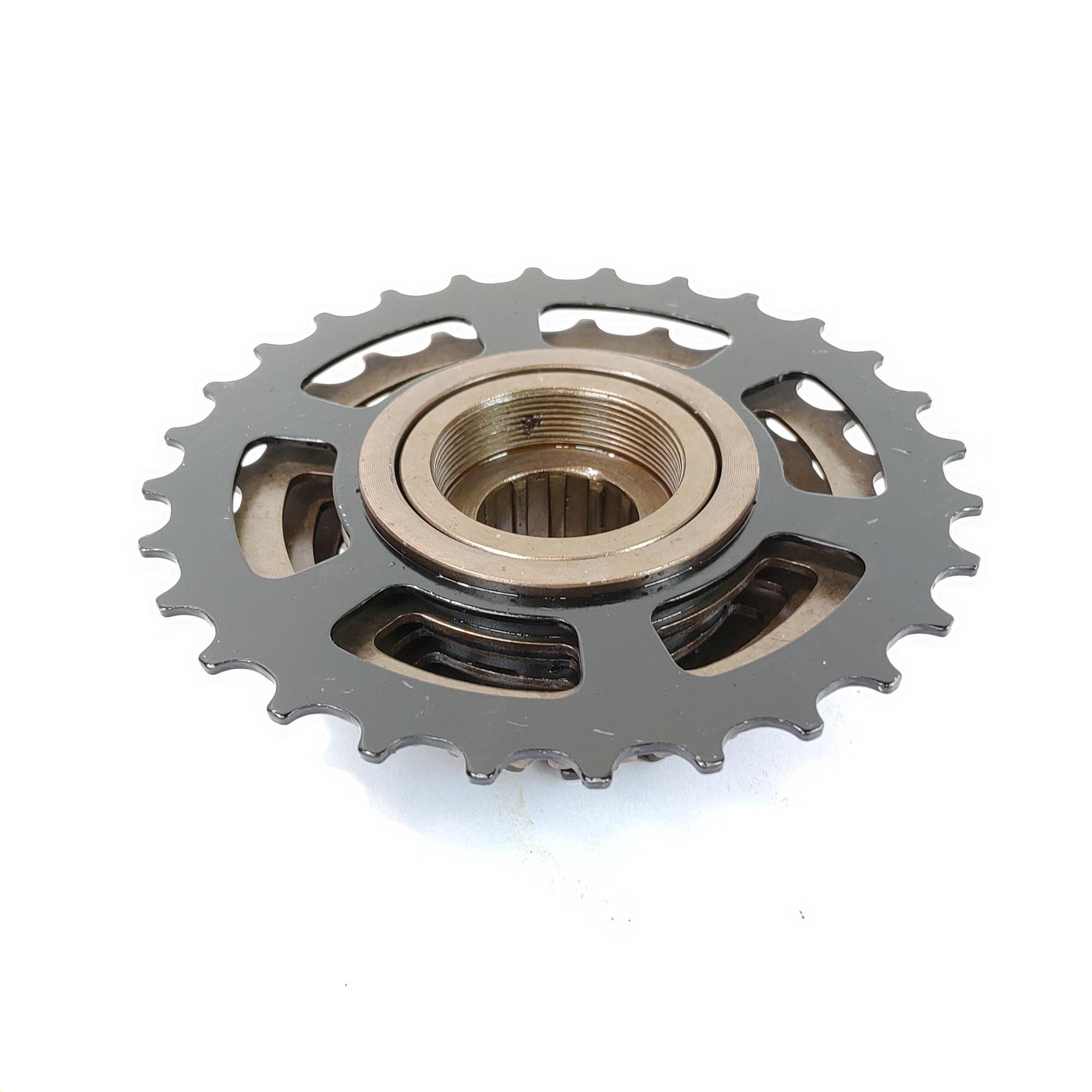 Catraca de Bicicleta Dto Roda Livre de 7 Velocidades 14-28d nao Index