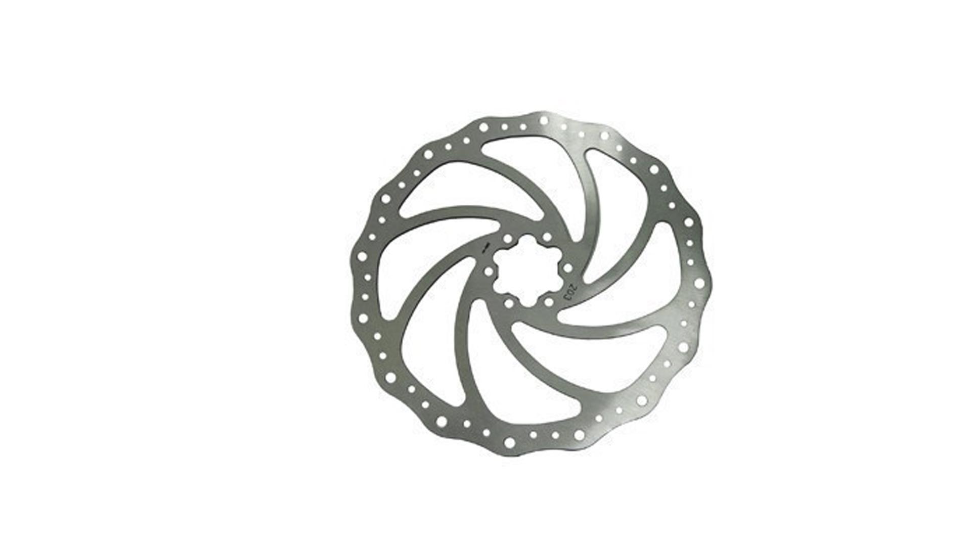 Disco Rotor de Freio 6 Parafusos
