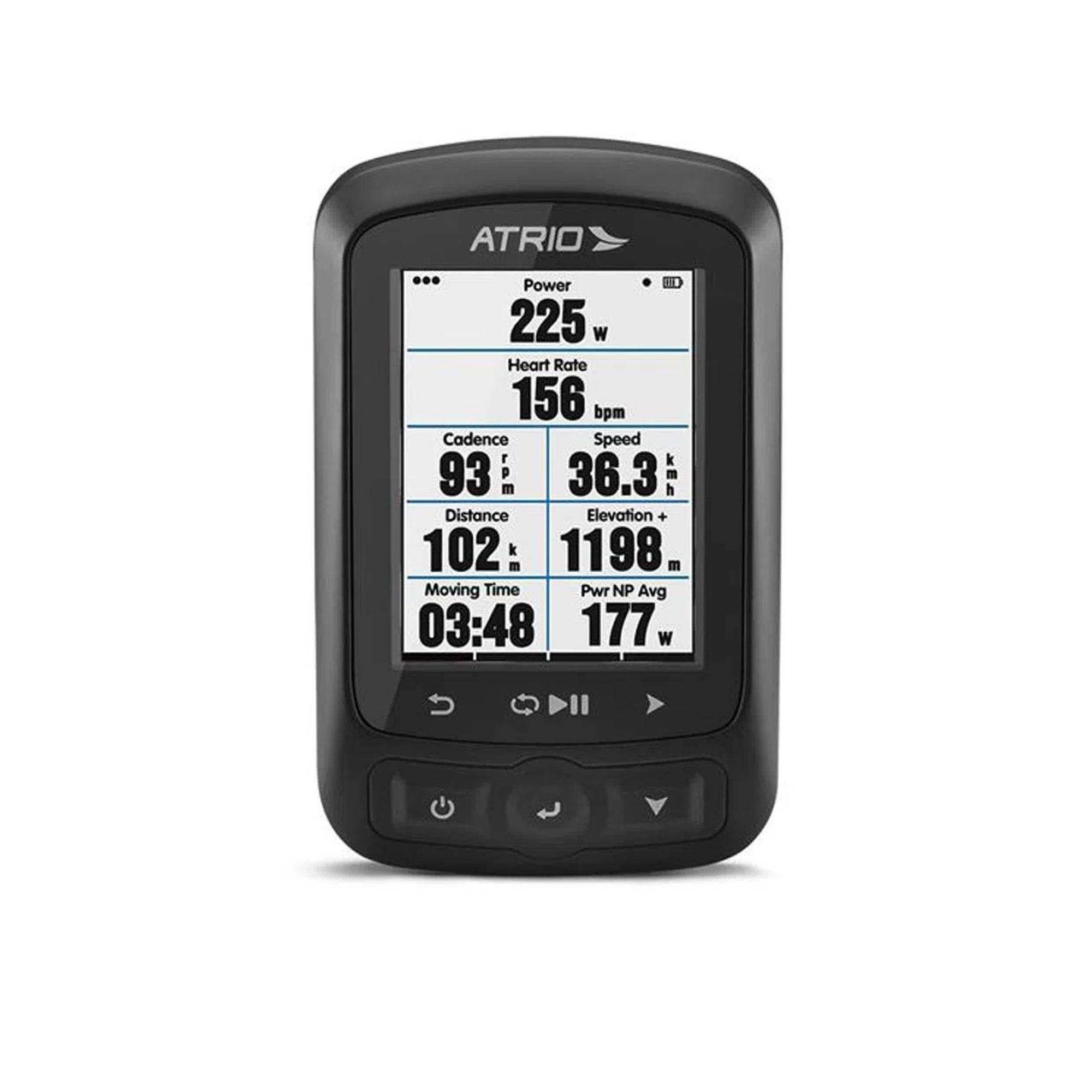 GPS TITANIUM + CINTA CARDÍACA - ATRIO
