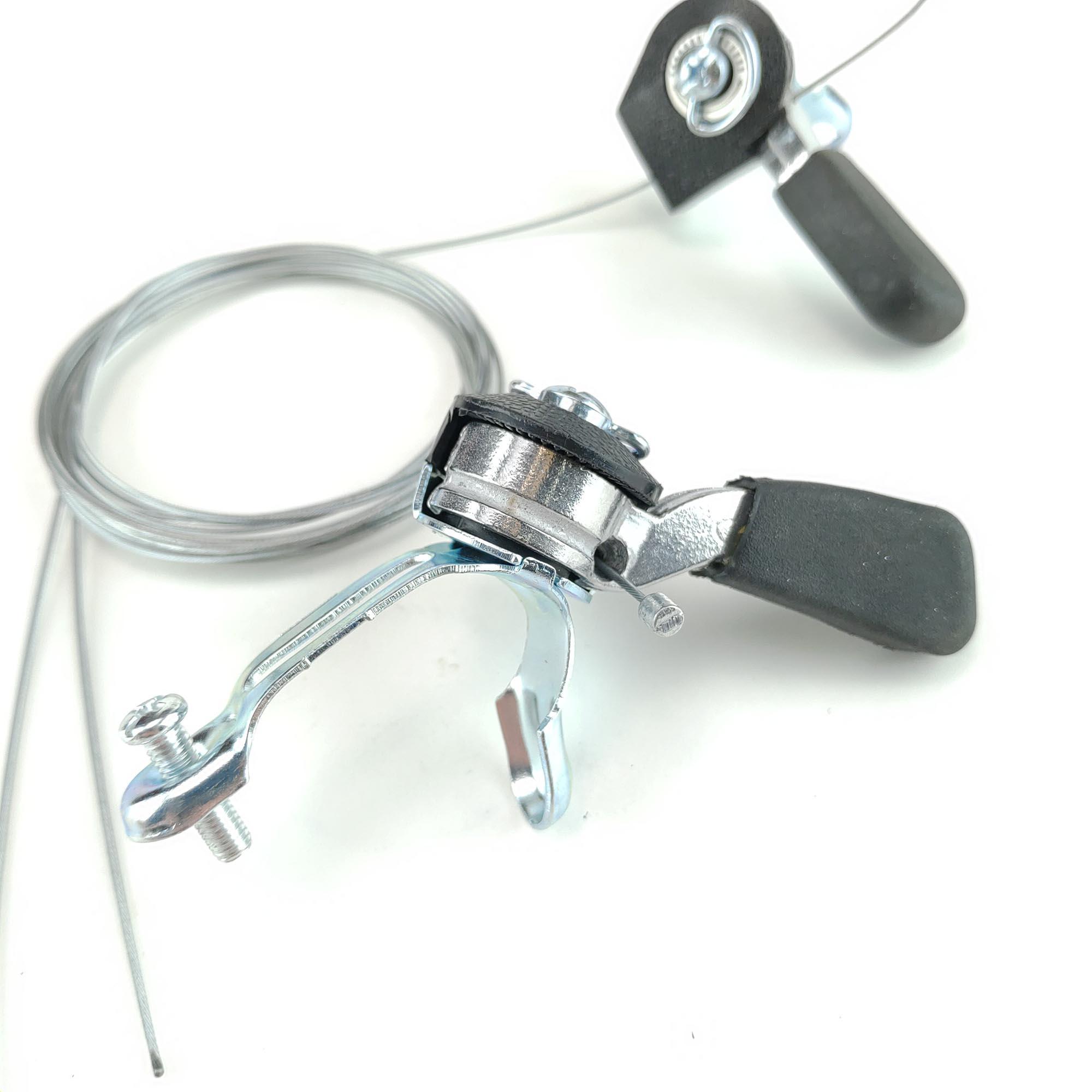 Passador de Marcha Bicicleta Wg não Indexado Aluminio 00555