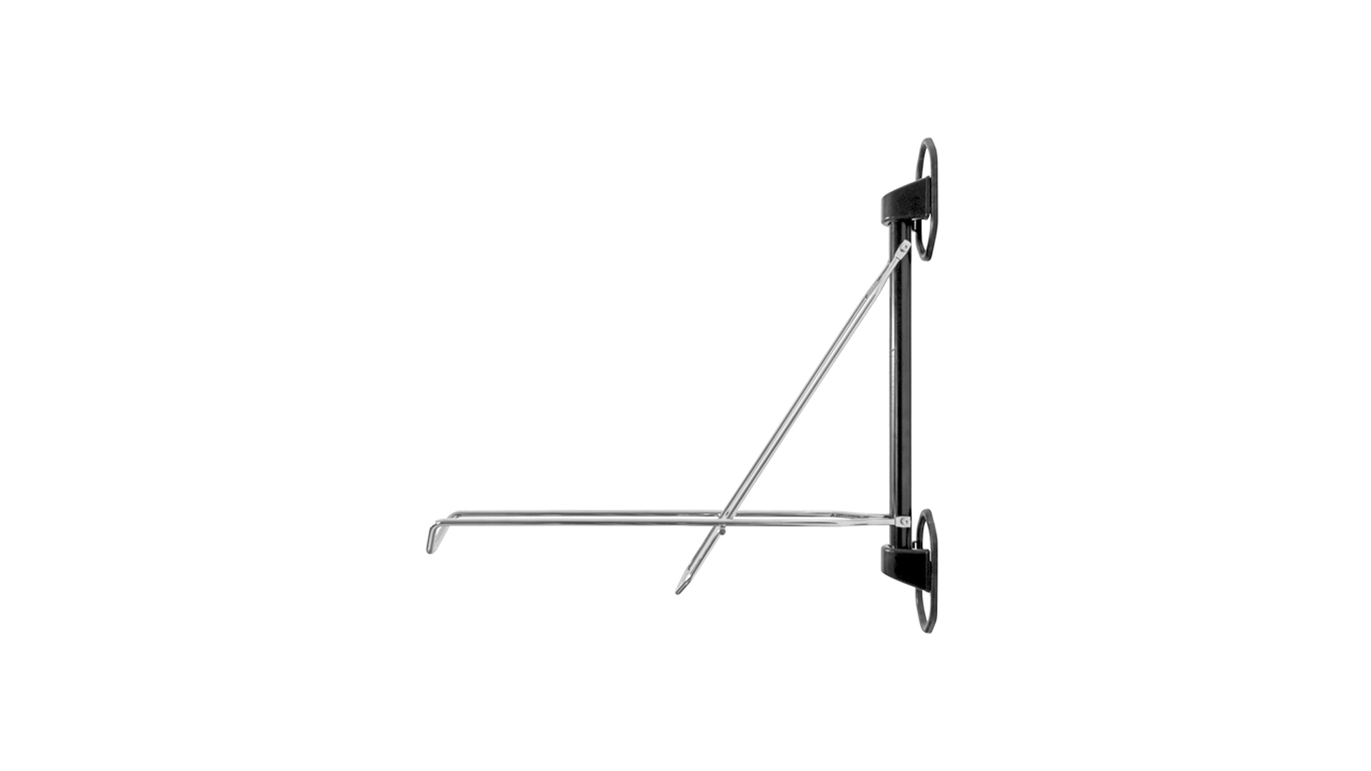 Suporte Parede Bike Clip Vertical 24 a 29 - NATHOR