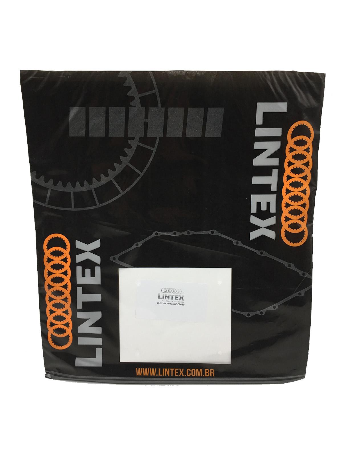 Jogo de Juntas - Câmbio 6DCT450 - Volvo