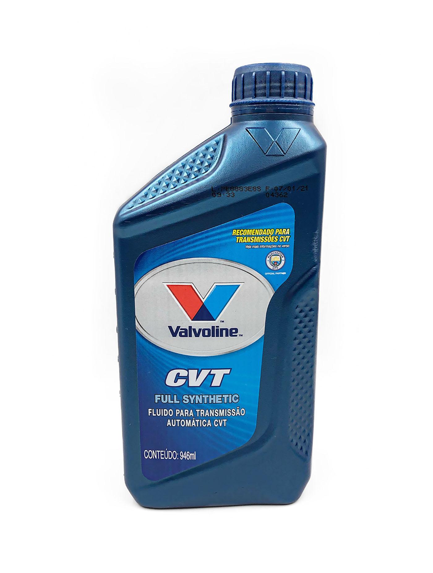 Óleo Valvoline CVT - 946ml.