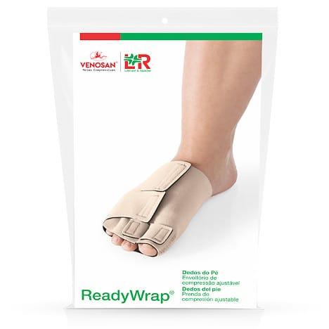 ReadyWrap - Dedos do Pé - Pé Direito/ Esquerdo - Bege - Venosan
