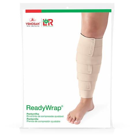 ReadyWrap - Panturrilha - Até 30 cm -  Bege - Venosan