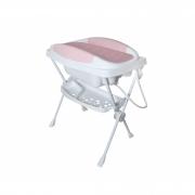 Banheira premium rosa com redutor