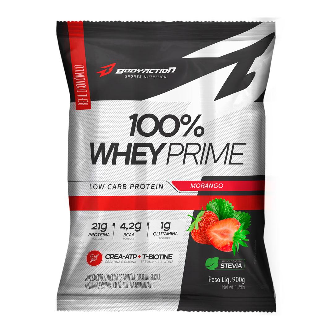 100% Whey Prime Refil