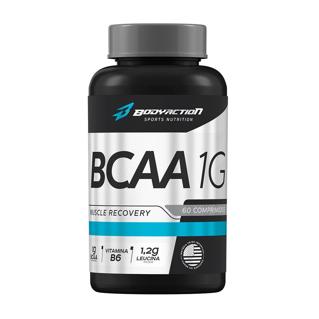 BCAA 1G - 60 Comp