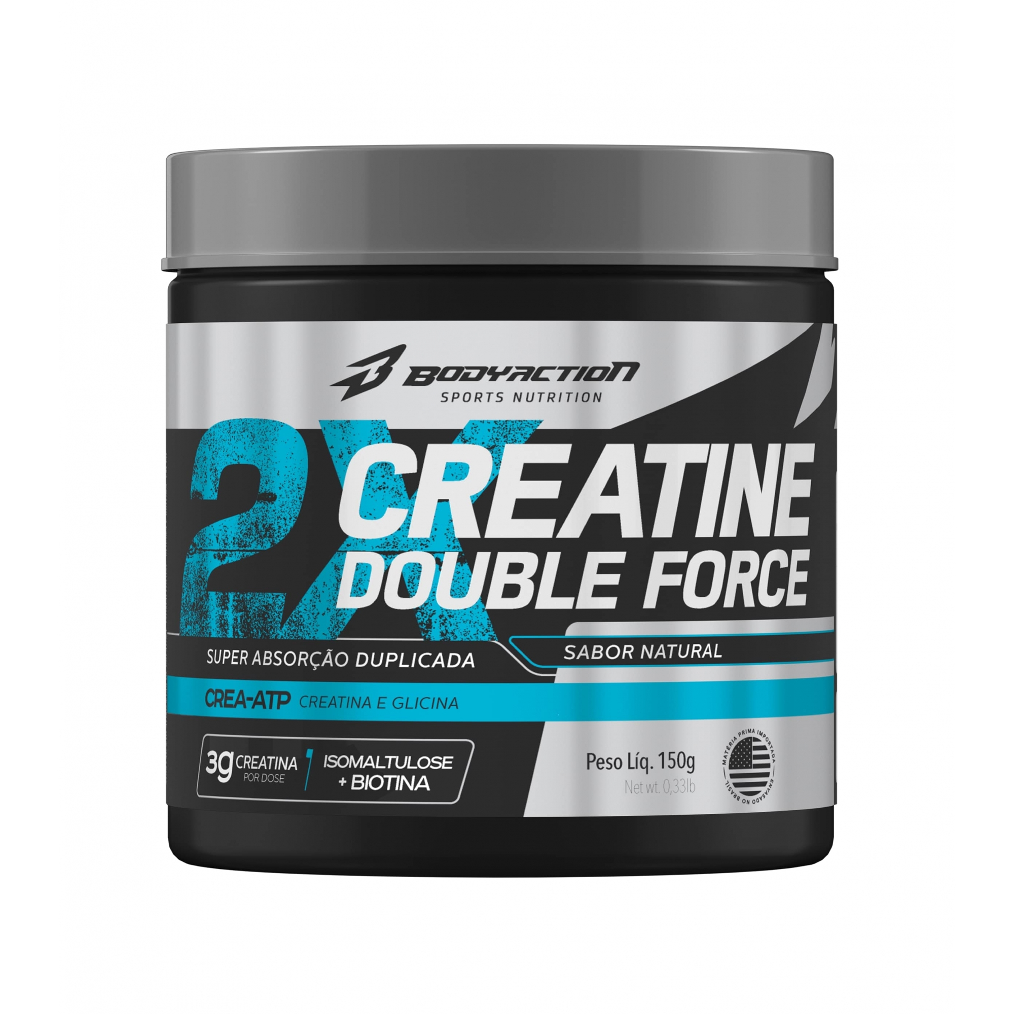 CREATINE DOUBLE FORCE