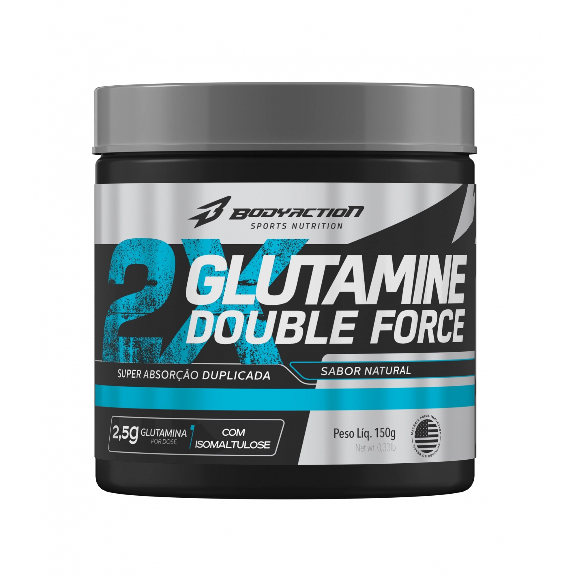 GLUTAMINE DOUBLE FORCE