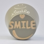 Bowl Ramekin Smile Cinza YP-49 C