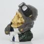 Busto Caveira Piloto em Resina SV-20