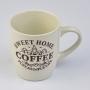 Caneca Branca Home Coffe YP-03 A