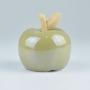 Enfeite Tropical Maçã Verde Pastel em Cerâmica YK-15 A