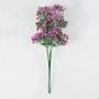 Flor Artificial Rosa em Plástico WZ-56 C