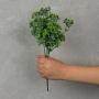 Flor Artificial Verde em Plástico WZ-56 D