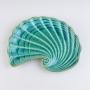 Petisqueira Concha Azul Grande YO-04